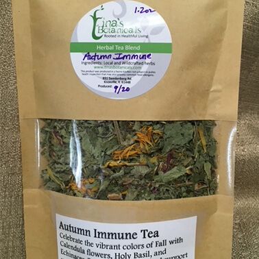 Herbs & Herbal Tea Blends